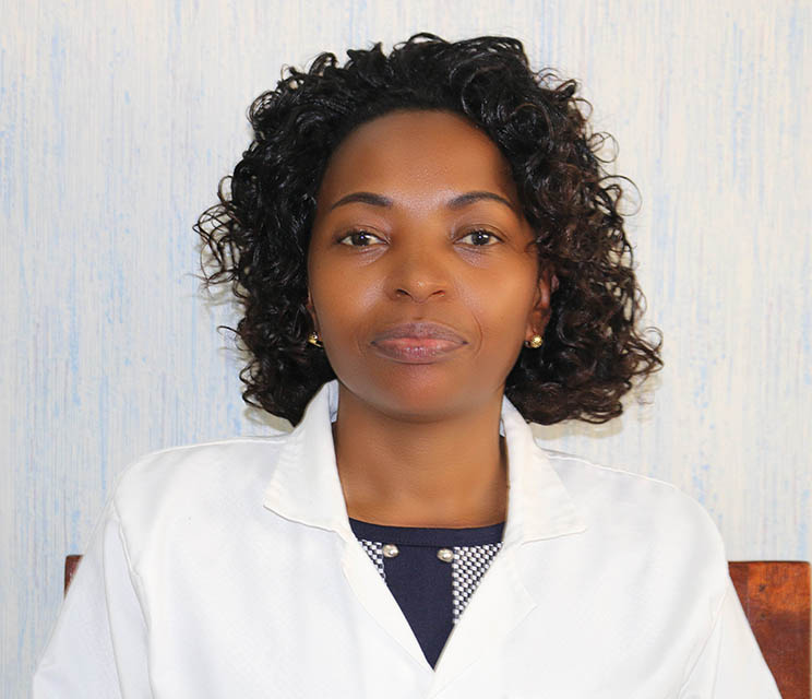Agnes Mwania